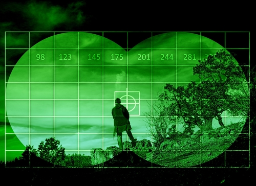 Thermal imaging is a facet of night vision technology.