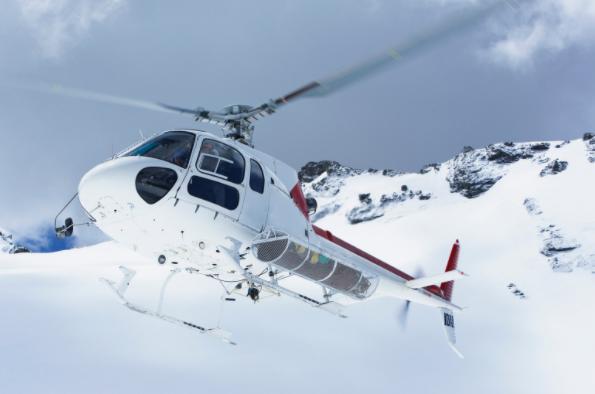 Aviation NVG helps in navigating terrains.