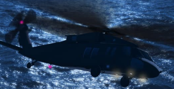 There are some threats to the use of aviation nvg.