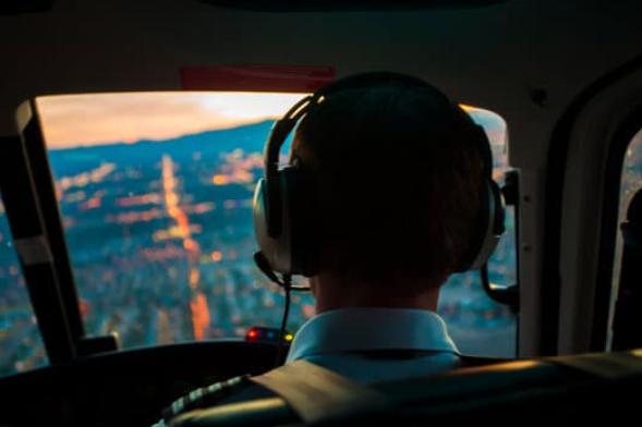 Aviation NVG enhances the situational awareness of operators.